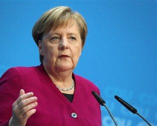 Merkel açıkladı! Avrupa'da tarihi adım