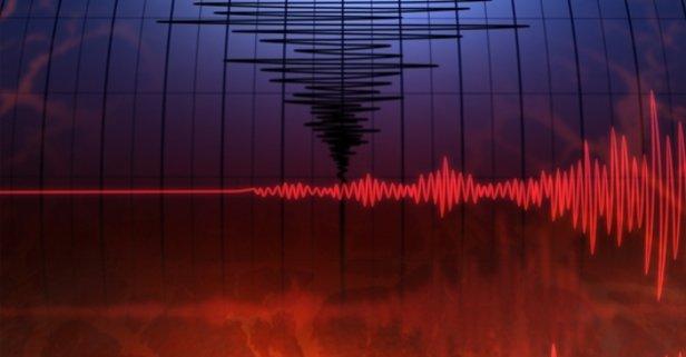 Çankırı Çerkeş'te korkutan deprem!