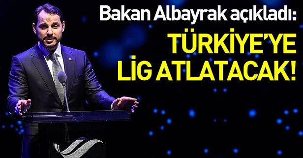 Değişim Türkiye'ye lig atlatacak