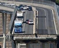 İtalyadaki köprü faciasından kurtulan kamyon şoförü konuştu