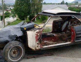 Müthiş 1200 TL'ye aldığı Ford Mustang'i restore etti! 8 milyon liraya böyle sattı