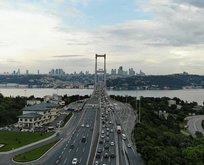 İstanbul'da bu sabah dikkat çeken görüntü
