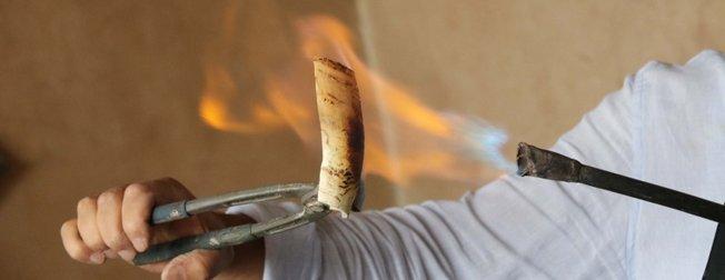 El yapımı kemik taraklara büyük ilgi