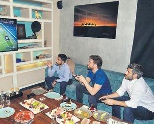 Serdar Ortaç-Sinan Akçıl turnuvası