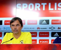 Benfica'dan korkmuyoruz