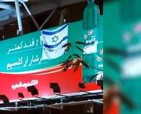 İran'ı sallayan görüntü!