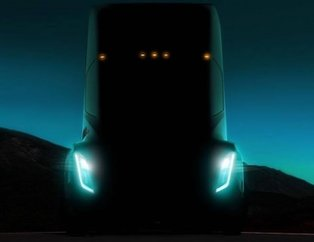Tesla Semi Truck 16 Kasımda geliyor