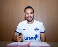 İsveçli yıldız Süper Lig'de! Sözleşmeyi imzaladı