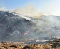 Bakanlıktan 'yangın' açıklaması