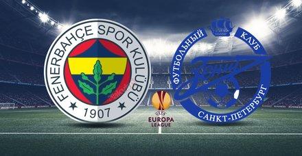 Fenerbahçe - Zenit maçı hangi kanalda, ne zaman, saat kaçta? UEFA Avrupa Ligi