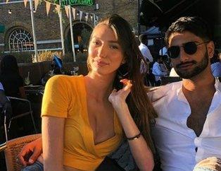 Miss Turkey 2018 güzeli Şevval Şahinin sevgilisi Syed Amir-Ali Kirmani çıktı! Syed Amir-Ali Kirmani kimdir?