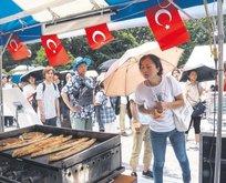 Japonyada Türk rüzgarı