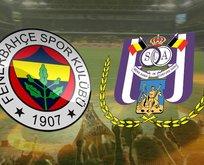 Fenerbahçe - Anderlecht maçı hangi kanalda?