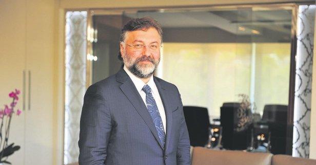 Altan Elman ikinci kez KONUTDER başkanı