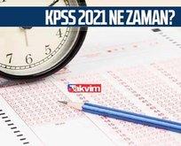KPSS 2021 ne zaman? ÖSYM 2021 lise, ortaokul KPSS takvimini yayınladı!
