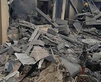 Gazze'den İsrail'e roketli saldırı!