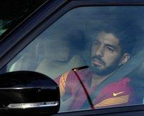 Luis Suarez ağlaya ağlaya ayrıldı