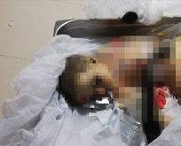 9 aylık bebek ve 11 yaşındaki Elif YPG/PKK'nın kurbanı oldu