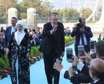 Artık Başkan Erdoğan'ın da var!