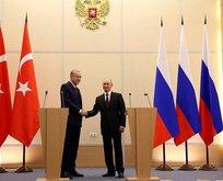 Liderler çözüm için buluşuyor! Erdoğan Rusyada