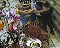 Alanya'da Rus turist dehşeti! O anlar kamerada