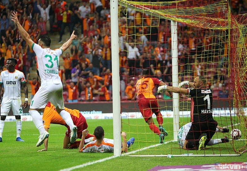 Fotomaçın usta yazarları G.Saray-Alanyaspor maçını yazdı