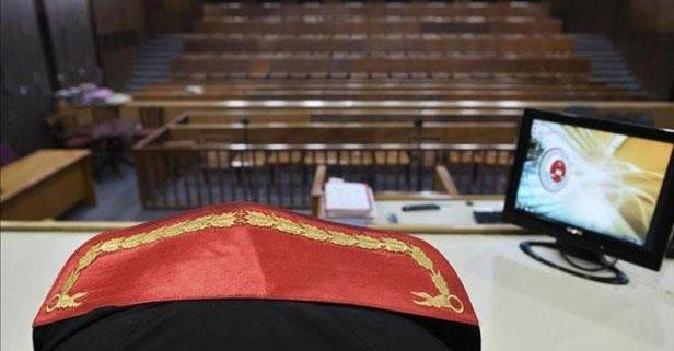 Eski hakim Burhan Yaz'a FETÖ'den hapis cezası