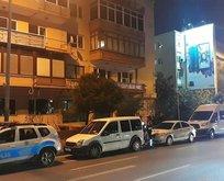 Beşiktaşta iş adamına silahlı saldırı