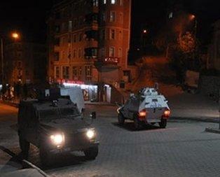 Diyarbakırda PKKya dev operasyon!