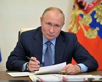 Putin'den koronavirüs kararı! 1 hafta boyunca...