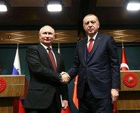 İki liderin gündemi belli oldu! Kremlin'den flaş açıklama
