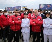 Ufukta büyük ve güçlü Türkiye silüeti gözüktü