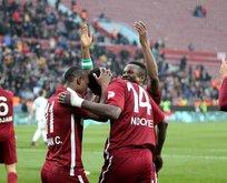 Trabzonspor kapanışı galibiyetle yaptı