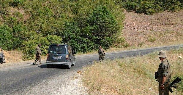 Gri listede aranan PKKlı öldürüldü