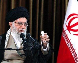 İran lideri Ayetullah Ali Hamaney'den Lübnan'a taziye mesajı