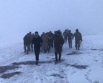 Bitlis'ten acı haber! Ekiplerde bölgede
