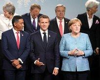 Kanadadaki olaylı G7 zirvesi sona erdi