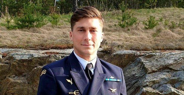 İsveç'te kaybolan Türk asıllı subay 3 aydır bulunamıyor