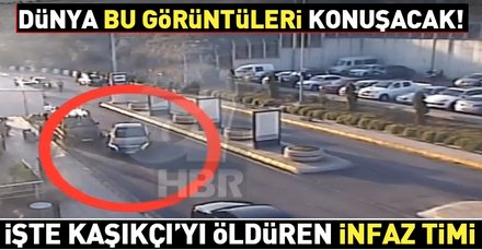 Son dakika! Cemal Kaşıkçı'yı öldüren infaz timinin özel görüntüleri yayınlandı!