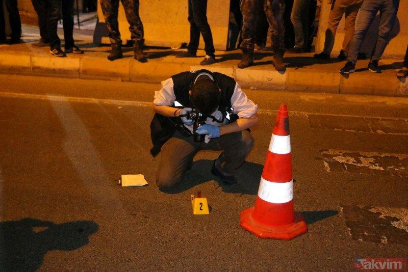 Adıyaman'da polis merkezi önünde silahlı kavga