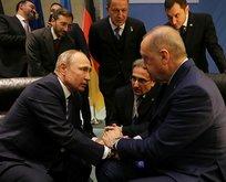 Erdoğan Putin ile yaptığı konuşmayı anlattı