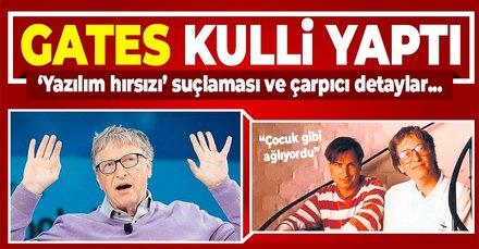 Bill Gates hakkında 'yazılım hırsızı' suçlaması   Dünyayı değiştiren şirketin derin hikayesi