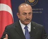 Çavuşoğlu, ABD Dışişleri Bakanı ile görüştü!