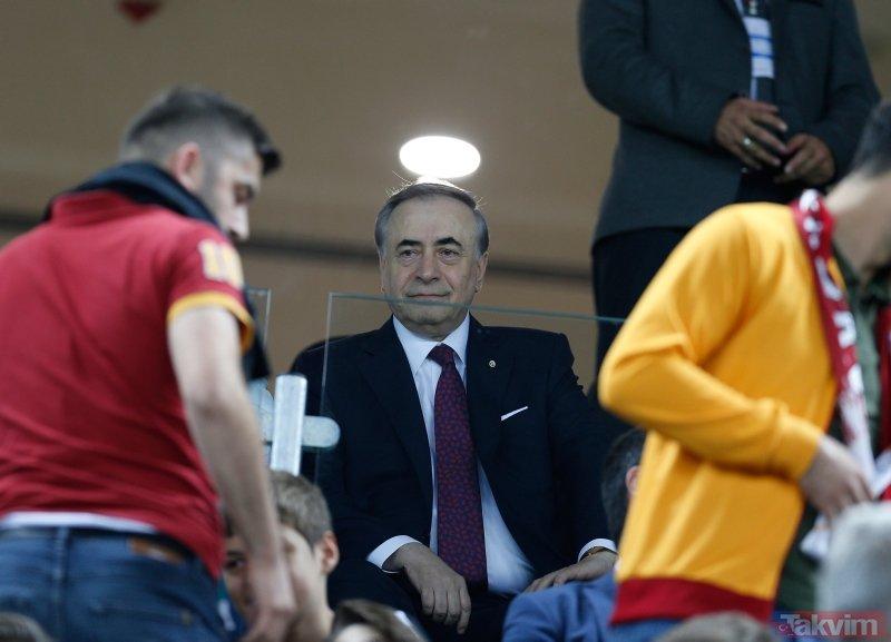 Galatasaray Başkanı Mustafa Cengiz'den Fatih Terim açıklaması