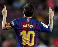 Messi'den Barcelona'ya 'huzur' çağrısı