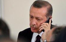 Başkan Erdoğan'dan teşekkür telefonu