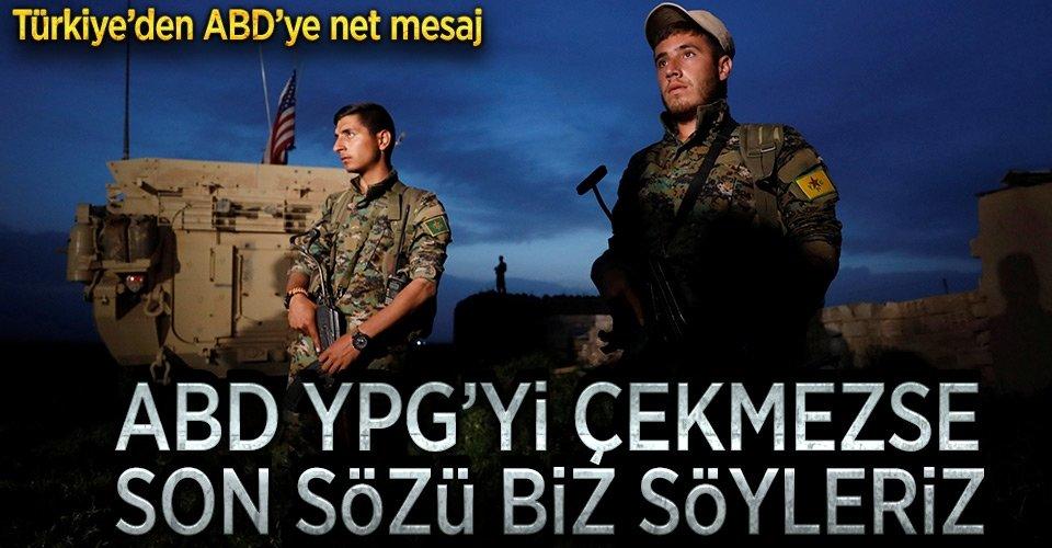 ABD, YPGyi çekmezse...