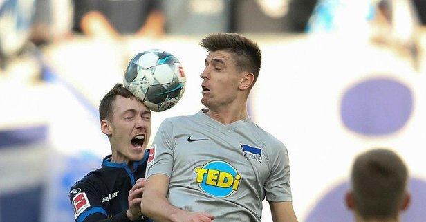 Paderborn-Hertha Berlin maç özeti izle