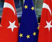 Türkiye ile AB arasında önemli görüşme