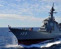 İki ülke arasında casus gemi krizi!
